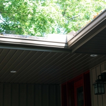 soffits, fascia, eavestrough