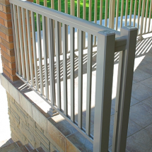 imp clay railing