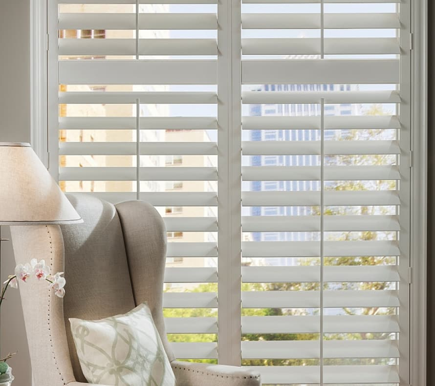 Beautiful, Maintenance-Free Window Coverings