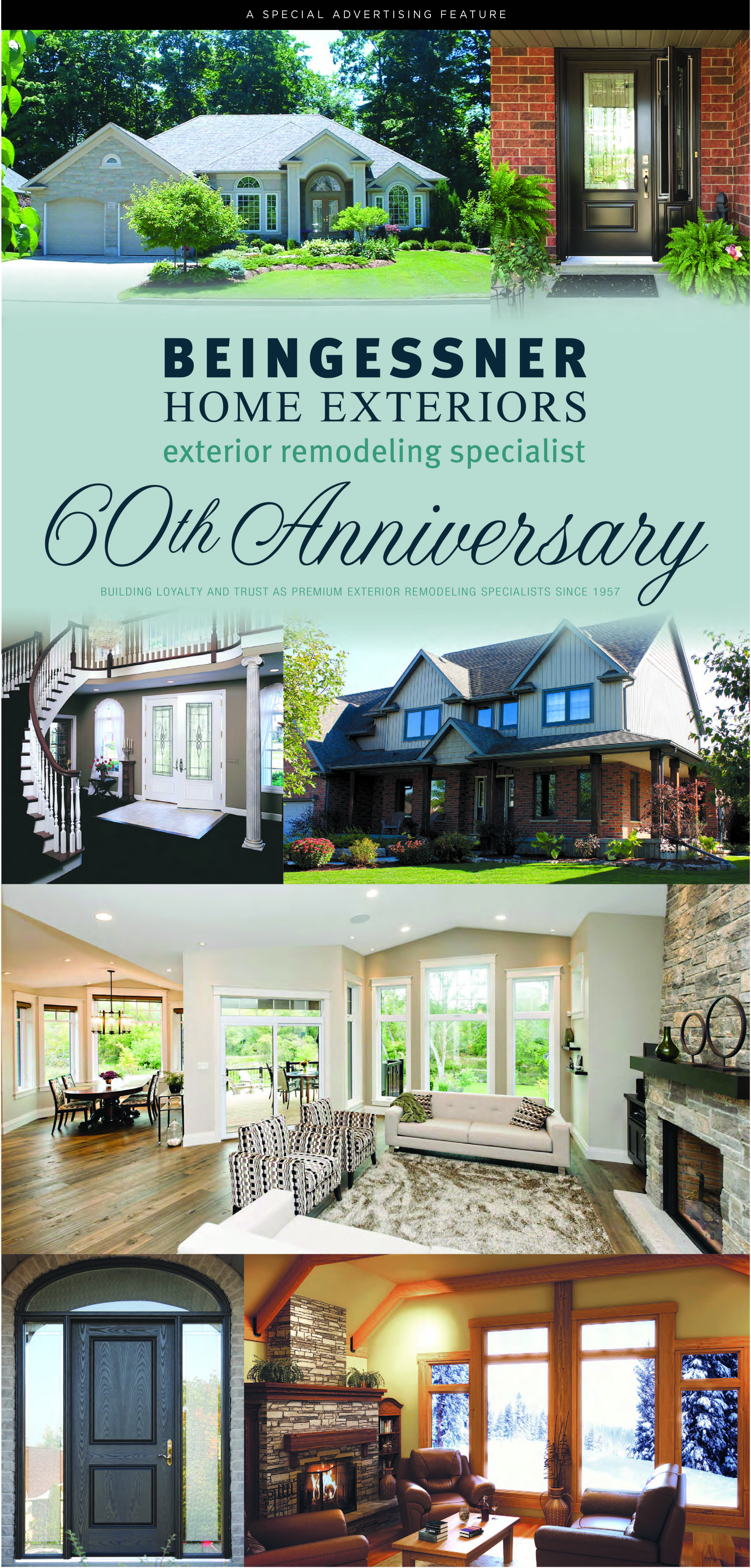 KW Record 60th Anniversary Article... THANK YOU! | Beingessner Home ...