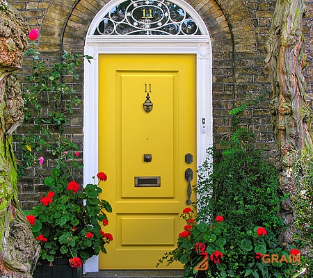 Yellow Door MG
